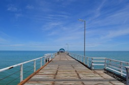 adelaide 4 jetty at henley beach