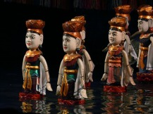 se asia 10 water puppe