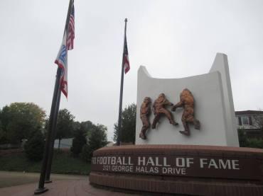 Football Hall of Fame 11