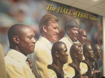 Football Hall of Fame 8